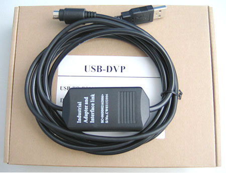 >> dop-dvp 台达dop触摸屏到台达plc的通讯线